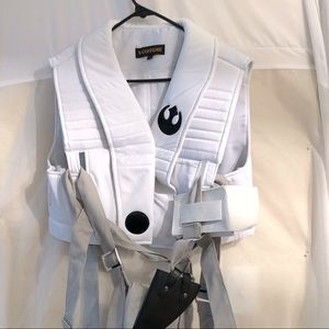 Star Wars Poe Dameron Cos-Play Vest.Great Quality